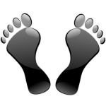 Feet favicon